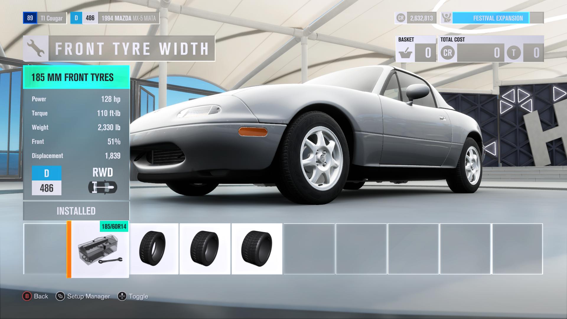 FH3 Time Attack   Stock Car Challenge #35 (1994 Mazda MX-5 Miata) 6b24d4bc-059c-439a-96c3-079cc9e3cd6a